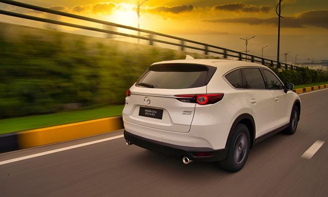 So sánh Hyundai Santa Fe và Mazda CX-8, đâu là SUV 7 chỗ đáng mua hơn? - 15