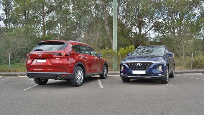 So sánh Hyundai Santa Fe và Mazda CX-8, đâu là SUV 7 chỗ đáng mua hơn? - 16