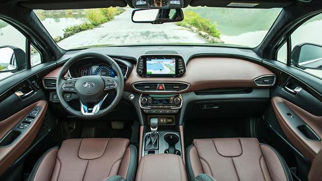 So sánh Hyundai Santa Fe và Mazda CX-8, đâu là SUV 7 chỗ đáng mua hơn? - 8
