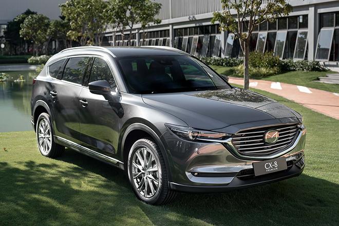 So sánh Hyundai Santa Fe và Mazda CX-8, đâu là SUV 7 chỗ đáng mua hơn? - 6