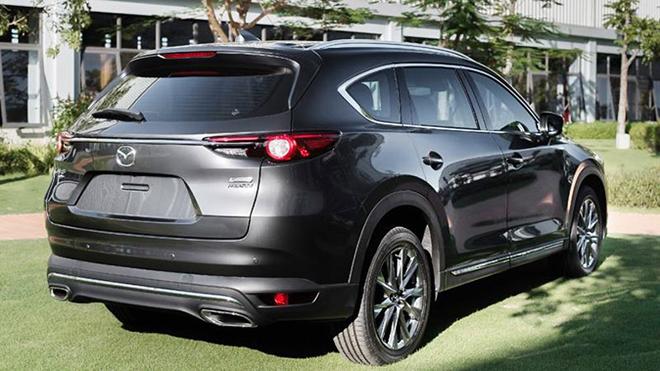 So sánh Hyundai Santa Fe và Mazda CX-8, đâu là SUV 7 chỗ đáng mua hơn? - 7
