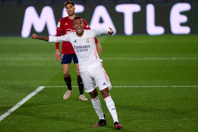 Video Real Madrid - Osasuna: Người hùng bất ngờ, cú chốt hạ hy hữu - 1