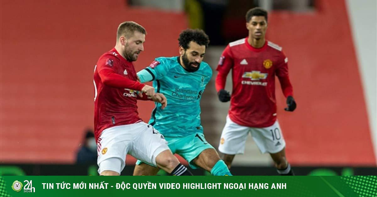 Trực tiếp bóng đá MU - Liverpool: Fa