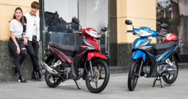 Bảng giá Honda Blade tháng 5/2021, mẫu xe số giảm giá trường kỳ nhất - 1