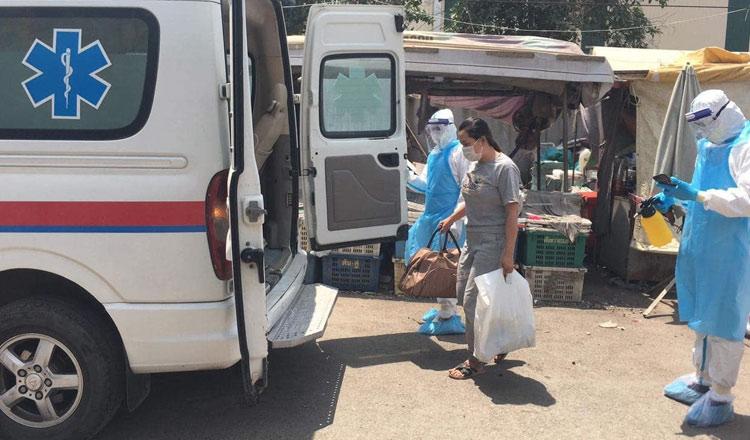 Campuchia trải qua ngày có số ca nhiễm Covid-19 cao nhất từ trước đến nay - 1