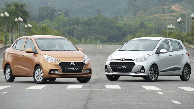 Giá xe Hyundai Grand i10 lăn bánh tháng 5/2021 - 1