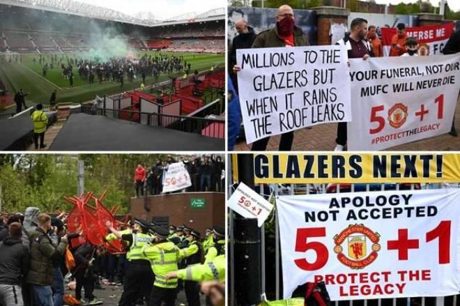 MU có bị phạt nặng vì fan làm loạn khiến trận MU - Liverpool phải hoãn? - 1