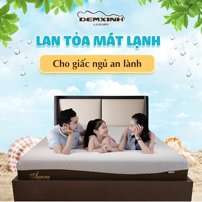 Đệm Xinh - chuyên gia đồng hành và chăm sóc giấc ngủ cho mọi gia đình Việt - 1