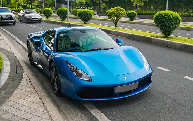 Điểm qua những chiếc Ferrari bị triệu hồi tại Việt Nam - 3