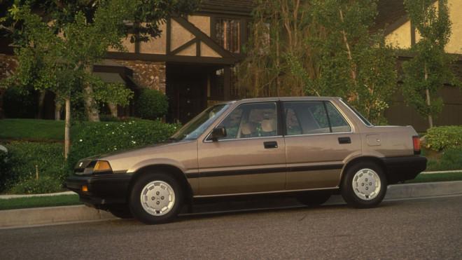 Nhìn lại thiết kế của Honda Civic qua các thời kỳ - 4