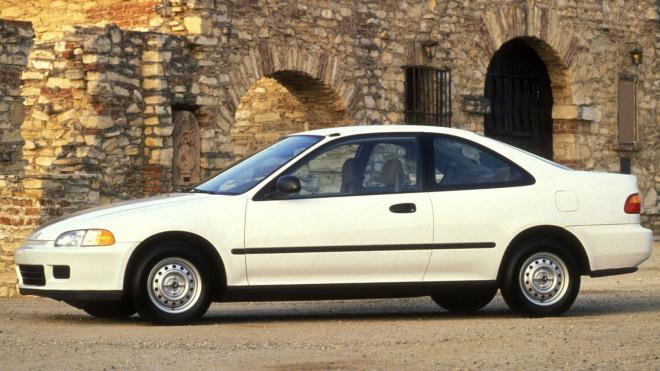 Nhìn lại thiết kế của Honda Civic qua các thời kỳ - 6