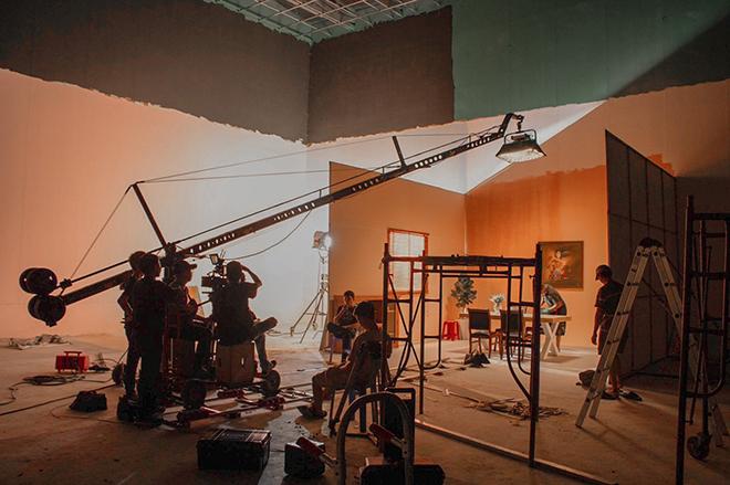 Đạo diễn trẻ Nguyễn Quốc Cường (Cang Nguyễn) cùng đơn vị sản xuất Cangproduction đứng sau MV Top 16 trending Thái Lan của Quang Hùng MasterD - 1
