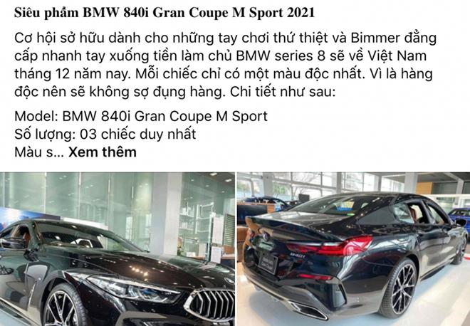 BMW THACO nhận cọc dòng xe thể thao 8-Series có giá bán hơn 6,7 tỷ đồng - 3
