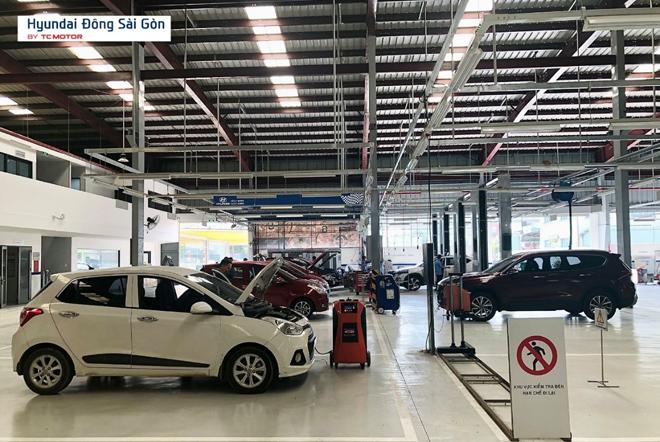 Hyundai Đông Sài Gòn KMDV tháng 05: Ưu đãi toàn diện – Tiết kiệm mùa mưa - 6