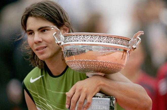 Nadal muốn vào chung kết tất cả các giải đấu trên sân đất nện - 1