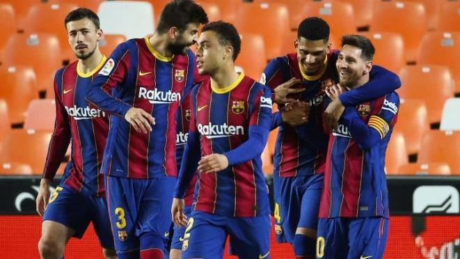 Messi bất ngờ bị điều tra, Barca lo lắng trước đại chiến với Atletico Madrid - 1