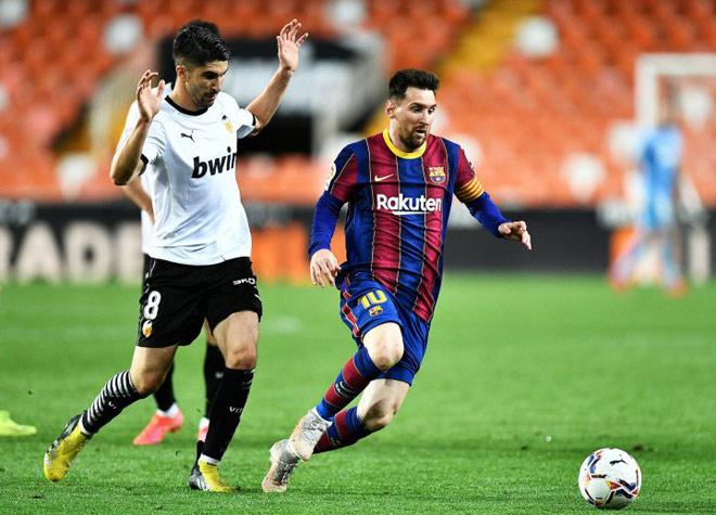 Rộ tin Messi gia hạn 2 năm với Barca, sẽ tái hợp Neymar ngay hè này - 1