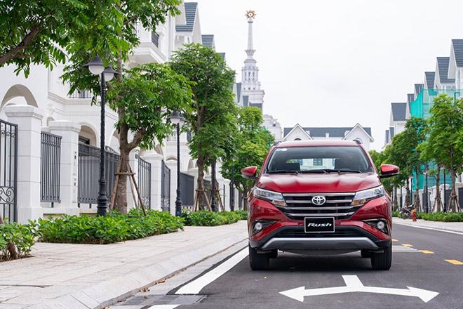 Toyota Rush bổ sung gói bảo hiểm vàng chính hãng cho người Việt - 1