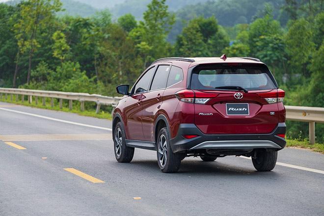 Toyota Rush bổ sung gói bảo hiểm vàng chính hãng cho người Việt - 2