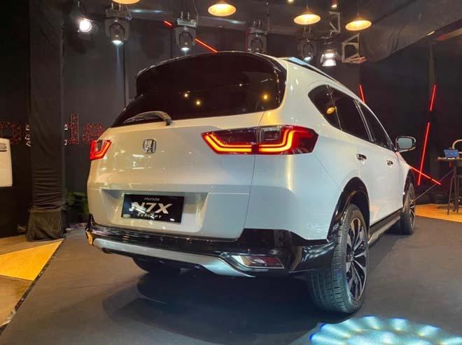 Vén màn MPV lai SUV 7 chỗ hoàn toàn mới của Honda - 10