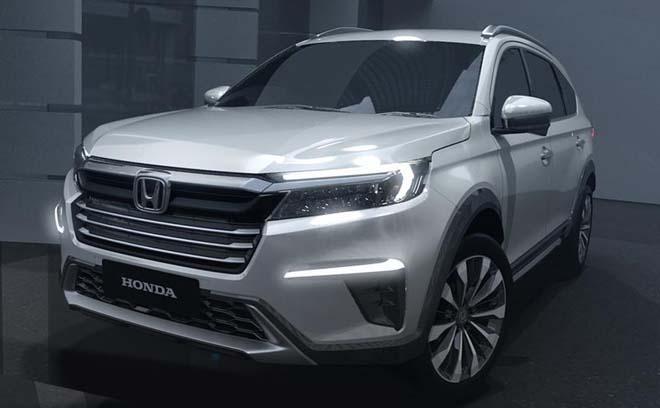 Vén màn MPV lai SUV 7 chỗ hoàn toàn mới của Honda - 3