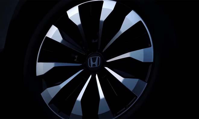 Vén màn MPV lai SUV 7 chỗ hoàn toàn mới của Honda - 5