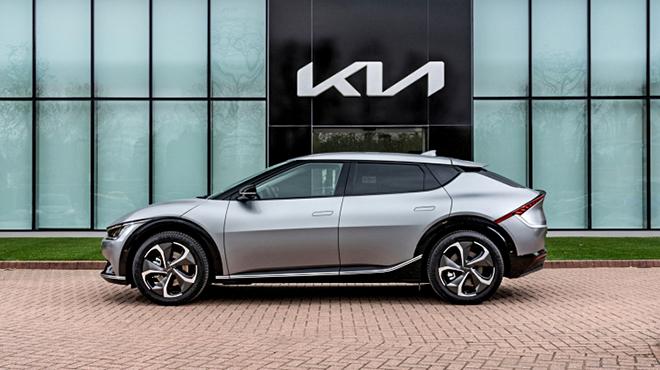 Xe điện KIA EV6 chính thức có giá bán hơn 1,3 tỷ đồng tại châu Âu - 5
