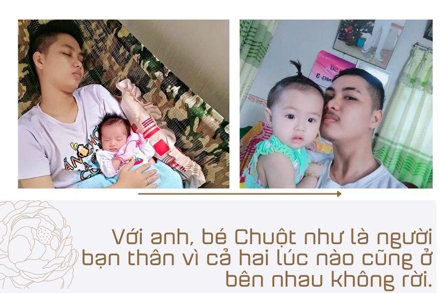 """Người đàn ông Việt Nam đầu tiên sinh con: """"Mỗi ngày nhìn thấy con, tôi lại nhớ đến cô ấy"""" - 5"""