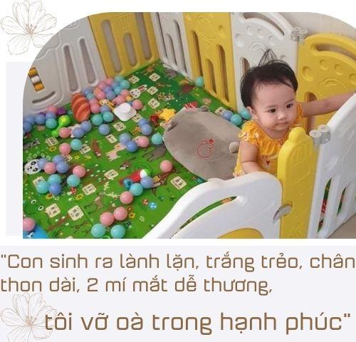"""Người đàn ông Việt Nam đầu tiên sinh con: """"Mỗi ngày nhìn thấy con, tôi lại nhớ đến cô ấy"""" - 6"""