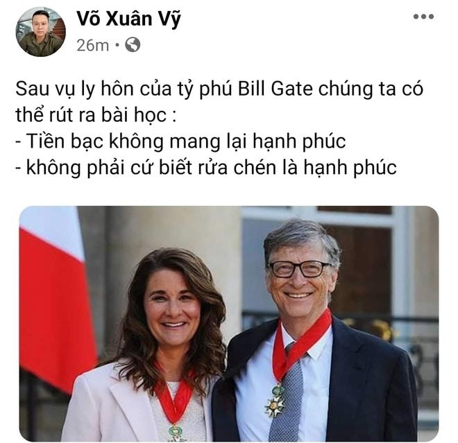 Tại sao Bill Gates và vợ ly hôn, giới công nghệ lại rình rang cái máy rửa bát? - 1