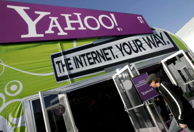 """Yahoo """"bán mình"""" cho đại gia với giá 5 tỷ USD - 1"""