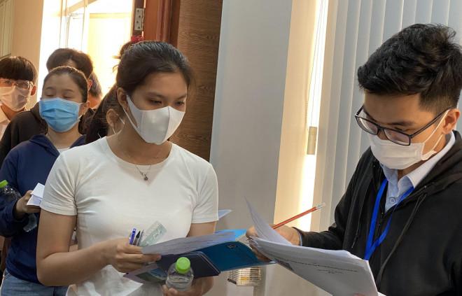 ĐHQG TP HCM mở cổng đăng ký thi đánh giá năng lực đợt 2 - 1