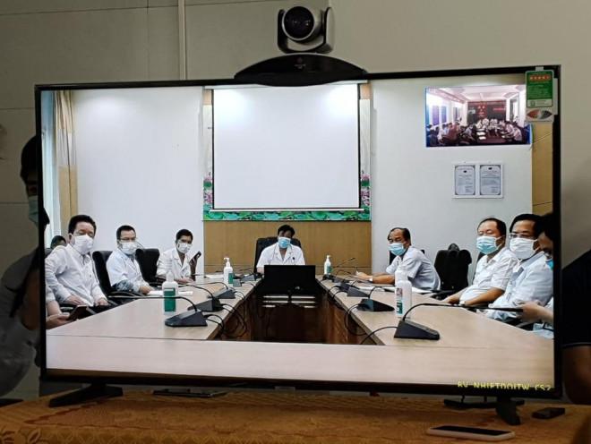 Thứ trưởng Bộ Y tế đề nghị Hà Nội coi chùm ca bệnh ở BV Bệnh Nhiệt đới TW cơ sở 2 như ổ dịch Bạch Mai trước đây - 1