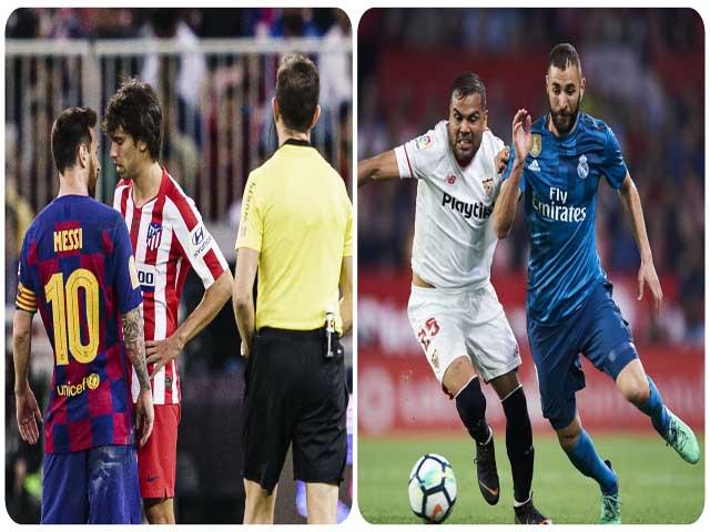 """La Liga đua vô địch hấp dẫn nhất lịch sử: """"Chung kết"""" vòng 35, Barca - Real ôm hận?"""