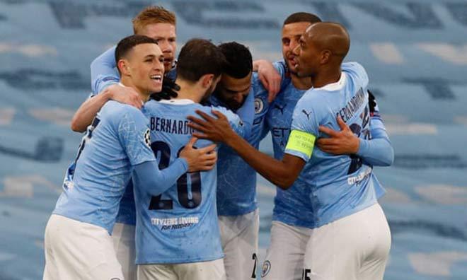 Kết quả Cúp C1 Man City - PSG: Cú đúp siêu đẳng, tấm vé lịch sử - 1