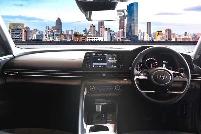 Hyundai Elantra 2021 có thêm phiên bản giá rẻ, dễ tiếp cận người dùng - 5