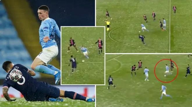 """SAO Man City đá như """"Messi nhập"""" trước PSG, được khen ăn đứt Haaland - 1"""