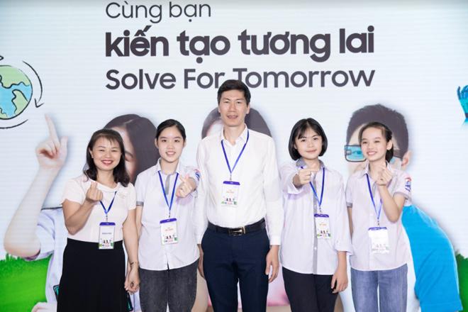 Solve For Tomorrow mang đến nền tảng đào tạo kỹ năng thiết thực cho học sinh - 1