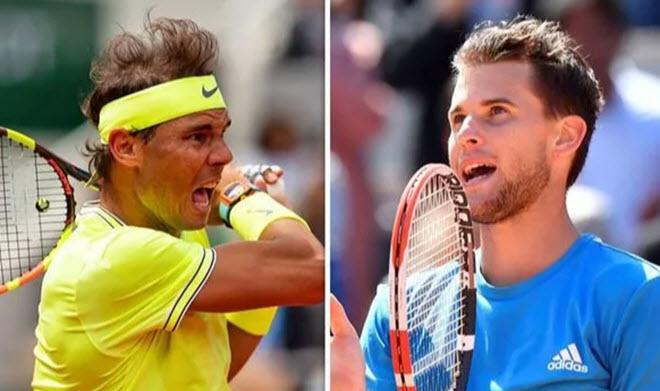 """Thiem muốn san bằng mọi thành tích Nadal, Madrid Open nóng như """"lửa"""" - 1"""