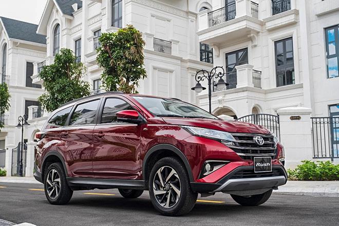 Toyota Việt Nam triệu hồi 3.280 xe Rush và Avanza do lỗi bơm nhiên liệu - 1