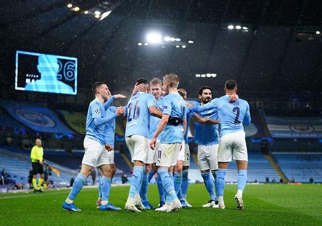 Man City vào chung kết Cúp C1: Phá kỷ lục của MU, sắp lập thành tích hay nhất bóng đá Anh - 1