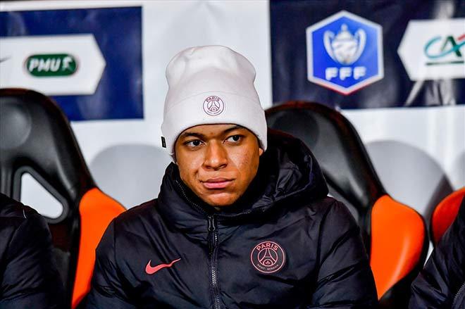 """Mbappe sắp sang Real, PSG định tạo """"bộ 3 nguyên tử"""" chinh phục Cúp C1 - 1"""