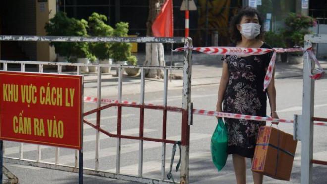 Đà Nẵng: Hai người nhà gần bar New Phương Đông dương tính với SARS-CoV-2 - 1