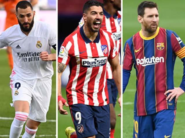 Rực lửa vòng 35 La Liga: Barca - Atletico, Real - Sevilla đua vô địch nóng nhất mùa bóng