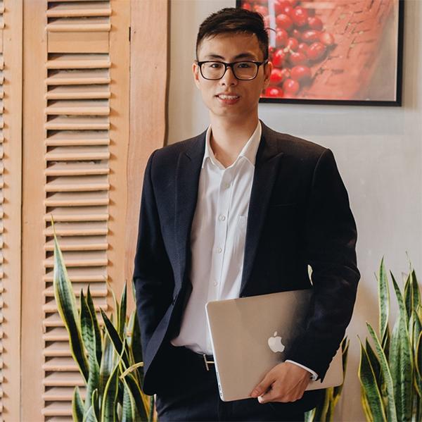 """CEO Becosmetic Trần Hà Quang: """"Nếu không hành động, thành công sẽ không bao giờ đến"""" - 1"""
