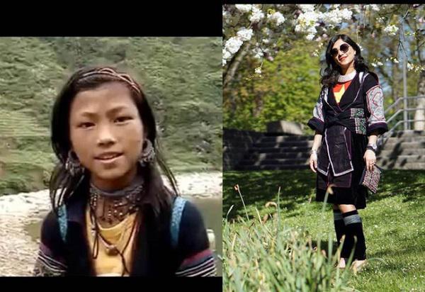 Nhan sắc cô gái H'Mông nói tiếng Anh như gió hiện ra sao mà khiến dân mạng lần nữa dậy sóng? - 1