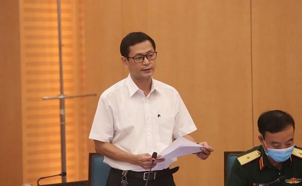 Giám đốc CDC Hà Nội nói về nguy cơ dịch bệnh tại Bệnh viện Bệnh nhiệt đới T.Ư - 1