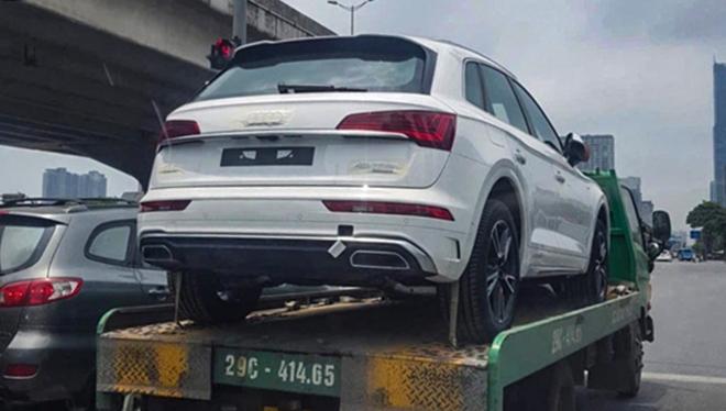 Cận cảnh Audi Q5 mới tại đại lý, chờ ngày ra mắt - 4