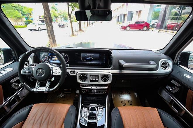 Mercedes-AMG G63 bản độ Hofele tại Hà Nội, giá dự đoán hơn 12 tỷ đồng - 8