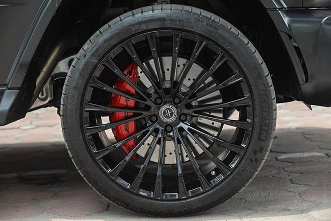 Mercedes-AMG G63 bản độ Hofele tại Hà Nội, giá dự đoán hơn 12 tỷ đồng - 6